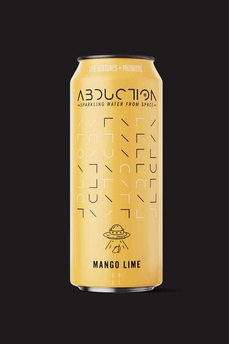 Abduction sparkling beverage