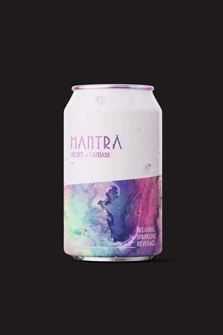 Mantra, CBD sparkling beverage
