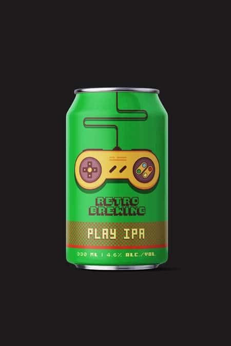 Retro brewing Co