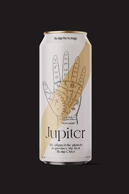 Mystical Hemp Cider.