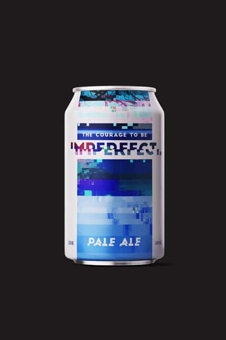 The courage to be Imperfect - Pale ale