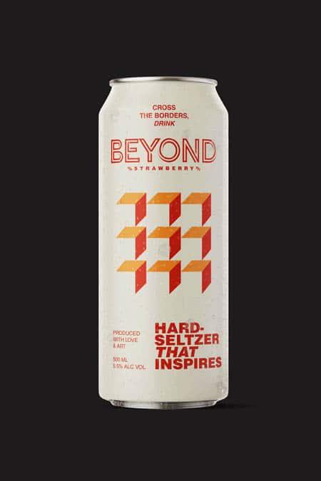 Hard Seltzer that inspires