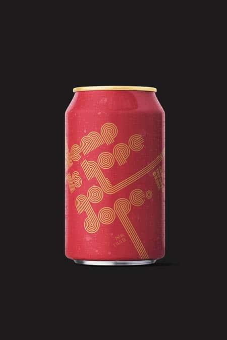 CBD-infused drink