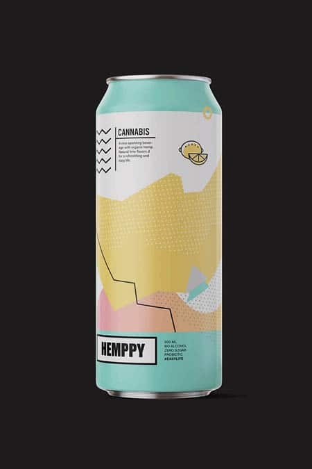 A nice sparkling beverage with organic hemp. Natural lime flavors for a refreshing and easy life.