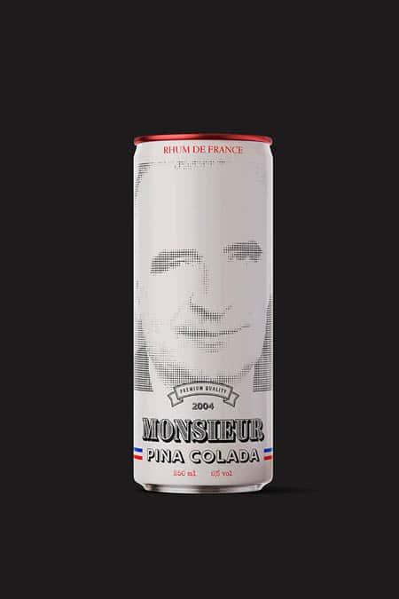 Monsieur Pina Colada