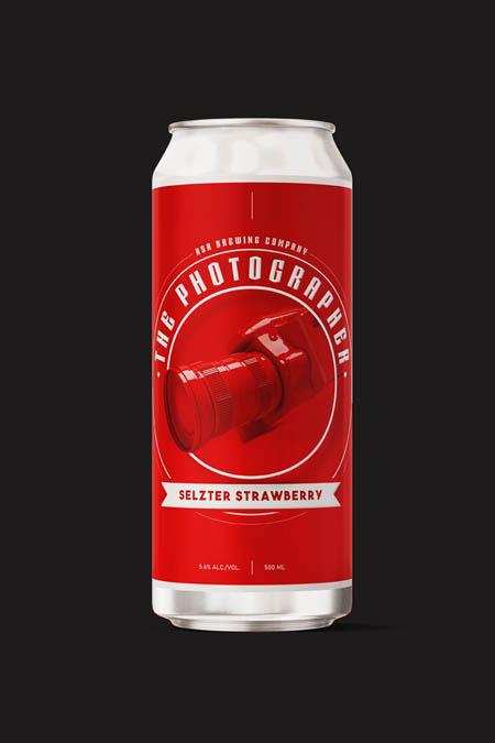 Seltzer Strawberry