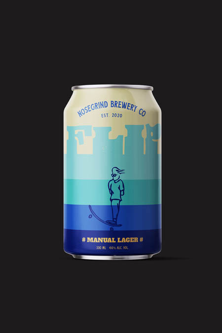 Manual lager