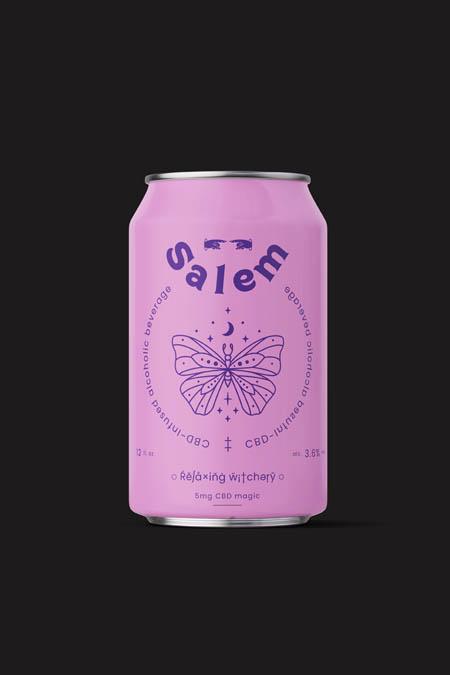 Salem CBD-Infused beverage